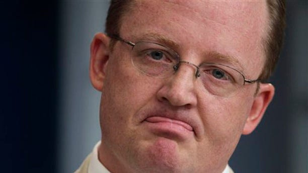 White House Press Secretary Robert Gibbs briefs reporters at the White House July 7. (AP Photo)