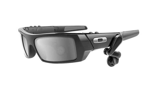 Early reports suggest Google's new glasses will look very similar to a pair of Oakley Thumps.