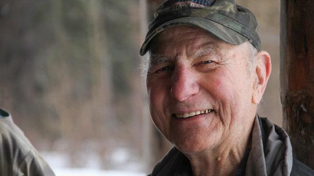 "Grandpa John from ""Gold Rush."""