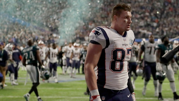 """New England Patriots tight end Rob Gronkowski purchased a """"significant stake"""" in a Kentucky Derby horse that shares his name."""
