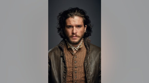 Kit Harington as Robert Catesby in HBO's 'Gunpowder.'