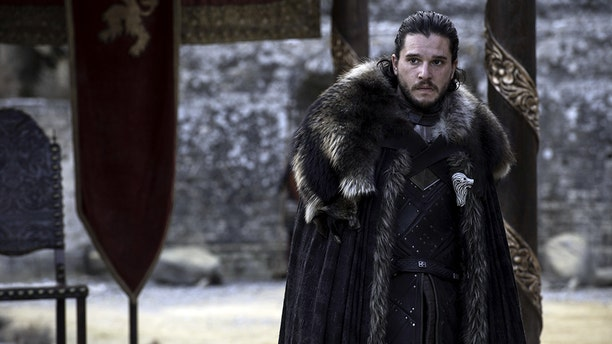 "Kit Harington stars as Jon Snow on the HBO hit series ""Game of Thrones."""