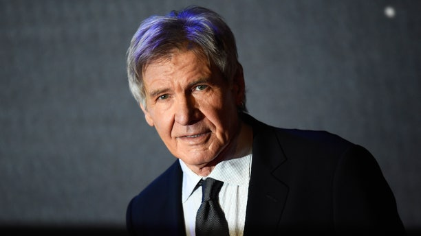 Harrison Ford arrives at the European Premiere of Star Wars, The Force Awakens in Leicester Square, London, December 16, 2015.       REUTERS/Dylan Martinez  TPX IMAGES OF THE DAY - RTX1Z00U