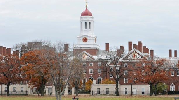 FILE -- Harvard University