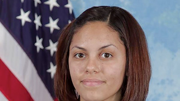 Spc. Hilda I. Clayton, 22, was the first combat documentation and production specialist to be killed in Afghanistan.