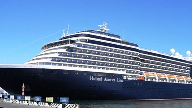 American man William Coates and his wife had booked a 14-day Holland America Line cruise through Japan, South Korea and China on the Westerdam cruise ship in October.