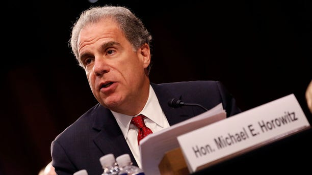 Justice Department Inspector General Michael Horowitz says he has finished his long-awaited report detailing his review of the FBI and DOJ's Hillary Clinton investigation during the 2016 presidential election.