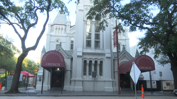 The Church of the Annunciation is Houston's oldest existing church building at 149 years old. The church's pastor says they've faced foundation, roof, and termite problems, among other issues.