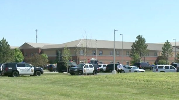 Police have launched an investigation into the shooting at Noblesville West Middle School on Friday, May 25, 2018.