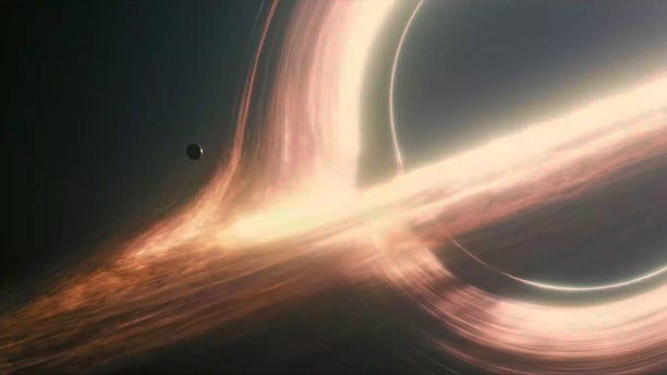 "Rapidly spinning black holes — like Gargantua, from the movie ""Interstellar"" — should produce very different gravitational wave patterns than slower-spinning black holes."