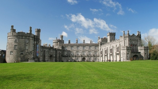 Castle Kilkenny, Ireland