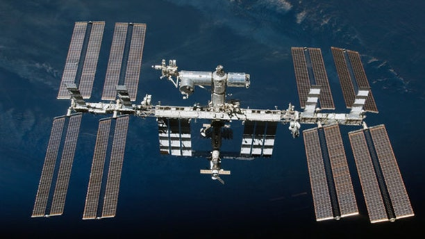 A huge particle detector to be mounted on the International Space Station next year could find evidence for the anti-universe often evoked in science fiction, physicists said.