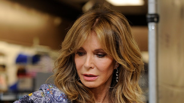 """Jaclyn Smith of """"Charlie's Angels"""" fame became teary-eyed just talking about Texas."""
