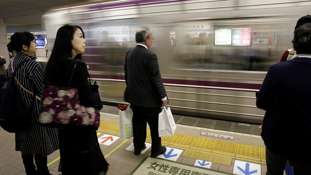 A Japanese rail company has apologized for the incident, the second of its kind in recent months.