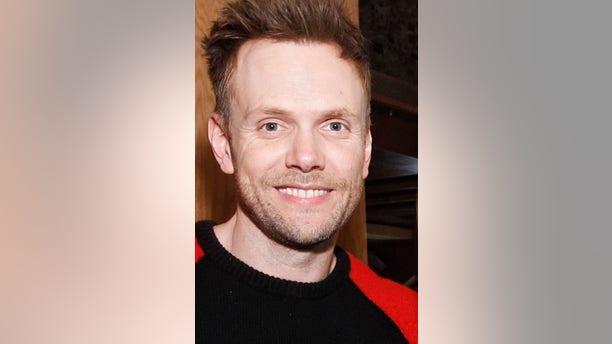 Actor Joel McHale