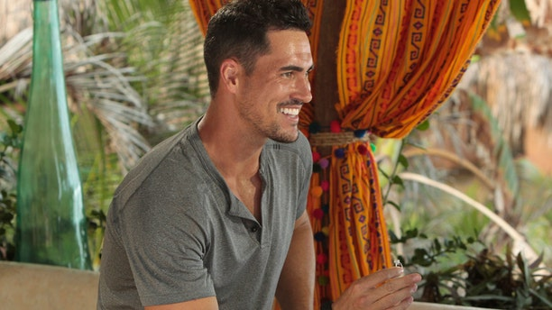 Josh Murray appears on the 'Bachelor in Paradise.'