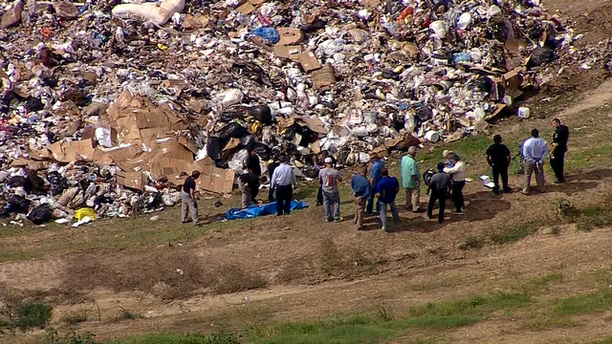 Cargill's body was found in a TX landfill, two days after she went missing.