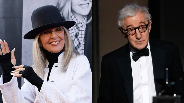 """Diane Keaton defended Woody Allen and said she """"believed"""" him despite allegations of sexual abuse."""