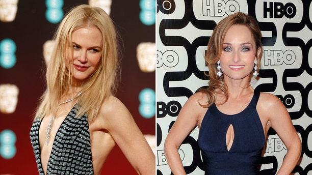 """Nicole Kidman was not impressed with Giada De Laurentiis' recipe demo on """"The Ellen DeGeneres Show."""""""