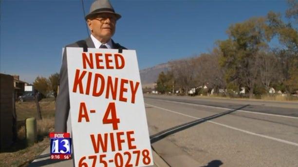 Wayne Winters, 74, said walking during rush hour is his favorite.