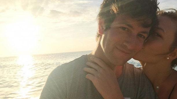 Karlie Kloss confirmed her engagement to Josh Kushner on Instagram.
