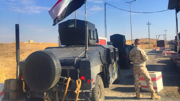 """Iraqi Security Forces, with backing from the Popular Mobilization Units, now control checkpoints in most formerly """"disputed territories"""" between the Baghdad Central Government and Kurdish Regional Government in Iraq."""