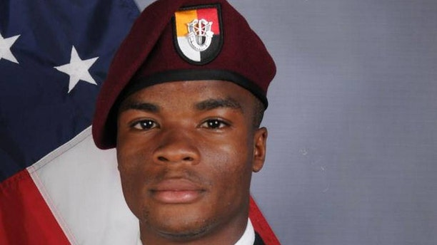 Sgt. La David Johnson, 25.