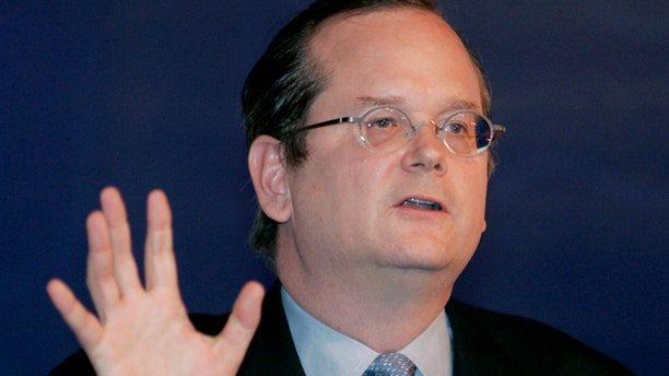 Lawrence Lessig file photo