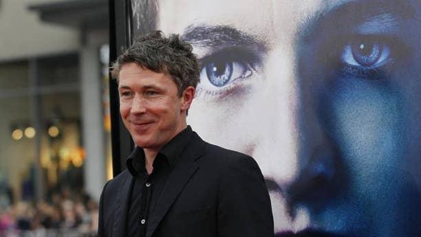 Aidan Gillen starred as Petyr 'Littlefinger' Baelish in 'Game of Thrones.'