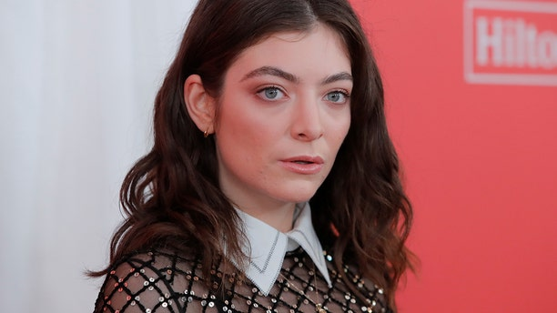 An Israeli legal rights group said Wednesday, Jan. 31, 2018, it is suing two New Zealanders it credits with convincing the pop singer Lorde (pictured) to cancel her performance in Israel.