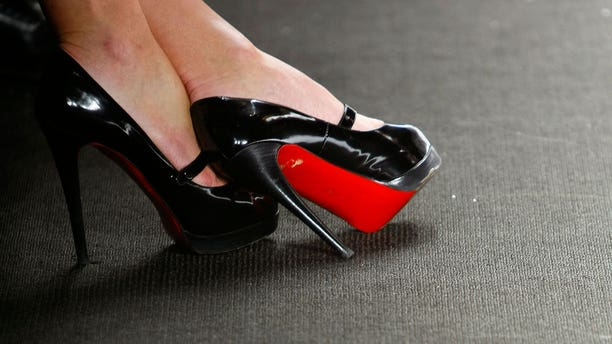 Louboutin's red soles are not only his signature, but they're often recognized as a status symbol among fashionistas.