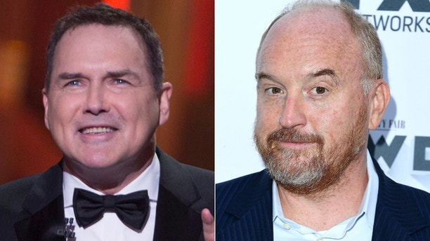 """Norm Macdonald said women upset by Louis C.K.'s surprise set at Comedy Cellar should get $200 so they can """"get through the trauma."""""""