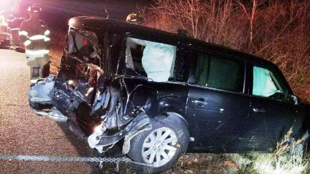 Richard Charest, 59, was killed in a crash while transporting a body in Greene, Maine.