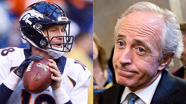 Since Sen. Bob Corker announced that he would not seek reelection in 2018, several names have been floated as potential contenders to take his place, including former NFL quarterback Peyton Manning.