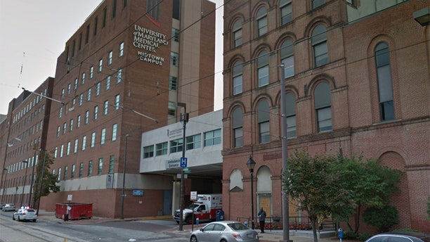 """The University of Maryland Medical Center Midtown Campus says it """"failed to fulfill our mission"""" after a video surfaced of a patient being discharged in cold weather wearing only a gown."""