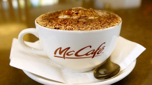 McDonald's want to make the world's gold standard in coffee.