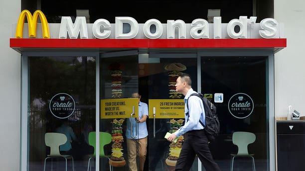 The new Nasi Lemak Burger at McDonald's Singapore was a huge hit.