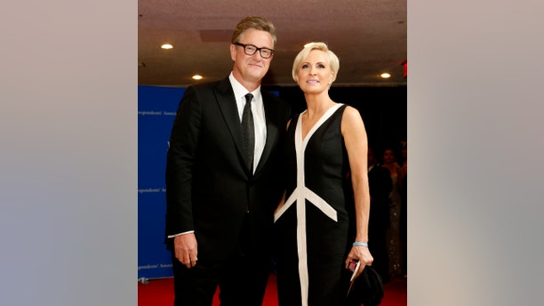 "In slamming MSNBC's ""Morning Joe"" coverage of him, Trump called host Mika Brzezinski ""dumb as a rock Mika."""
