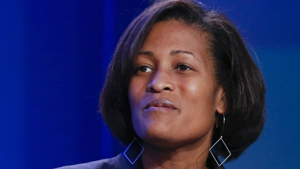 Cheryl Mills, seen here in 2015, was Hillary Clinton's chief of staff while Clinton was secretary of state.
