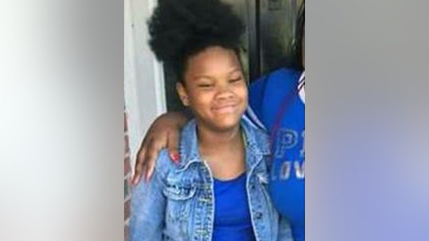 This undated image shows Shavon Le'Feye Randle, 13.
