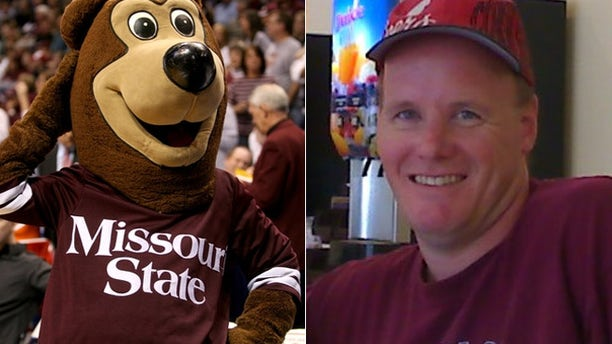 Andrew Cash, (r.), says Missouri State University booted him from a counseling program becauseof his beliefs.