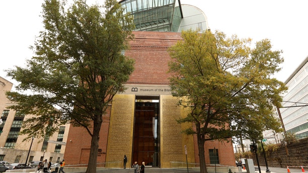 The museum is the first-of-its-kind in terms of sheer size, scale and scope, devoted to the Judeo Christian Holy Book.