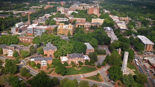 North Carolina State Campus (NCSU.edu)