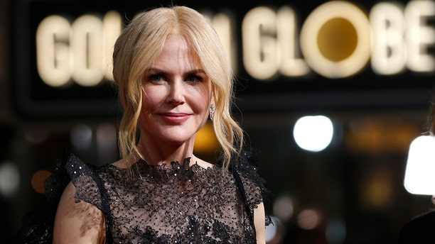 Nicole Kidman shut down a question during an event for the Toronto Film Festival.