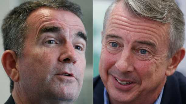 """Ed Gillespie's campaign manager called the ad by the Latino Victory Fund, a group that supports Ralph Northam, """"an all out attack on the people of Virginia."""""""