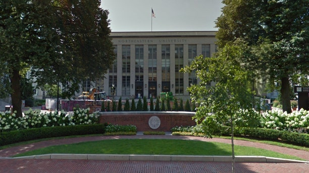 Northeastern University is located in Boston.