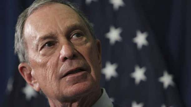 Feb. 2, 2012: New York City Mayor Michael Bloomberg presents the Fiscal Year 2013 preliminary budget.