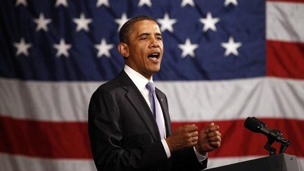 June 30: U.S. President Barack Obama speaks at a DNC fundraiser in Philadelphia, Pennsylvania.