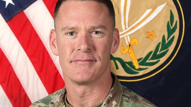 Col. Ryan Dillon. Combined Joint Task Force - Inherent Resolve Spokesman