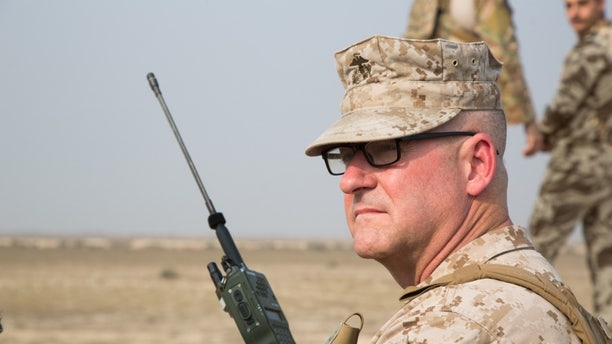 U.S. Marine Corps Brig. Gen. Robert Sofge said the military now has a clear mandate